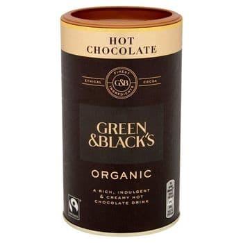 Green & Blacks Organic Hot Chocolate 300G