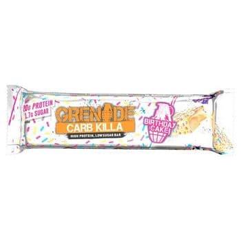 Grenade Carb Killa Birthday Cake Protein Bar 60G
