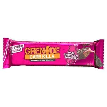 Grenade Carb Killa Dark Chocolate Raspberry Bar 60G