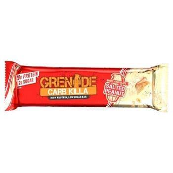 Grenade Carb Killa White Chocolate Peanut Bar 60G