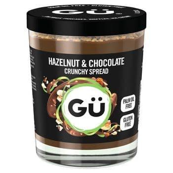 Gu Crunchy Chocolate & Hazelnut Spread 200G