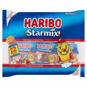 Haribo Starmix Multi Pack 352G