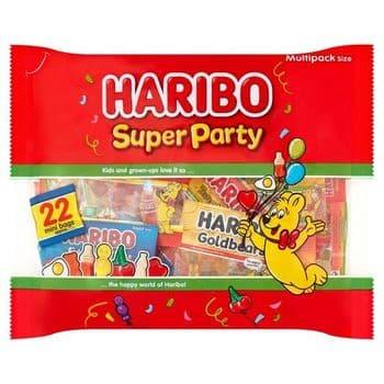 Haribo Super Party Multi 352G