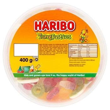 Haribo Tangfastics 400G
