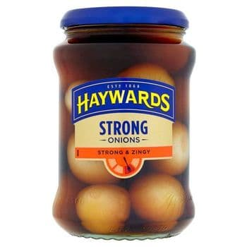 Haywards Strong Onions 400G