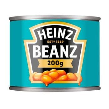 Heinz Baked Beans In Tomato Sauce 200G