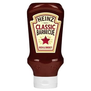Heinz Bbq Sauce Classic 570Ml