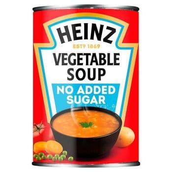 Heinz Chicken & Mushroom Soup 400G