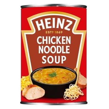 Heinz Chicken Noodle Soup 400G