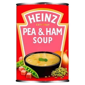 Heinz Garden Pea & Ham Soup 400G