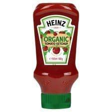 Heinz Organic Tomato Ketchup 580G