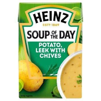 Heinz Soup Of The Day Potato & Leek Soup 400