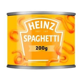 Heinz Spaghetti In Tomato Sauce 200G