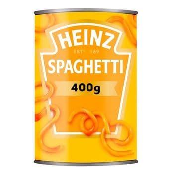 Heinz Spaghetti In Tomato Sauce 400G Can