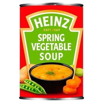 Heinz Spring Vegetable Soup 400G