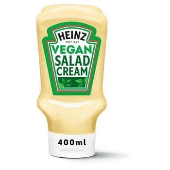 Heinz Vegan Salad Cream 435G