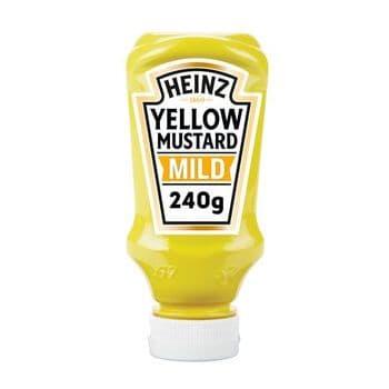 Heinz Yellow Mild Mustard 220Ml