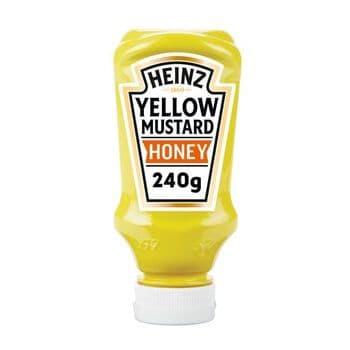 Heinz Yellow Mustard Honey 240G
