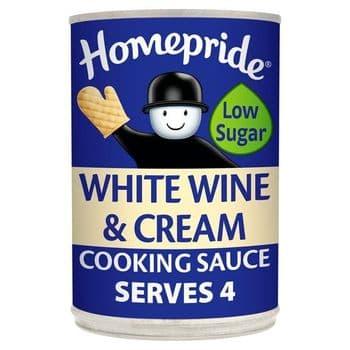 Homepride White Wine Can 400G
