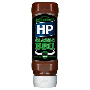 Hp Bbq Classic Woodsmoke Sauce 465G
