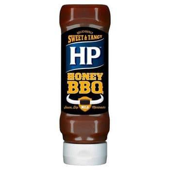 Hp Bbq Honey Woodsmoke Sauce 465G