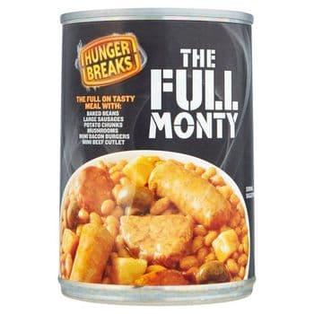 Hunger Breaks The Full Monty 395G
