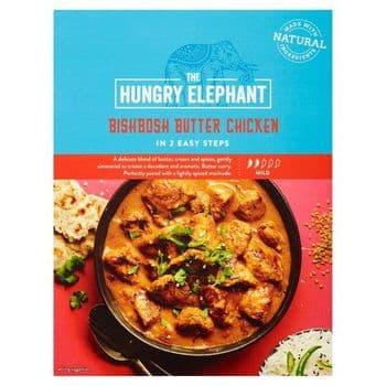 Hungry Elephant Bishbosh Butter Chicken Kit 320G