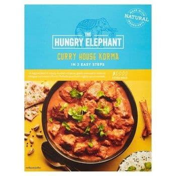Hungry Elephant Curry House Korma 320G