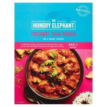 Hungry Elephant Takeaway Tikka Masala 320G