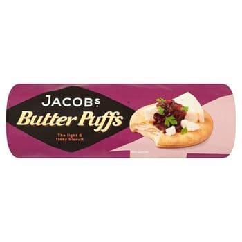 Jacobs Butter Puffs 200G