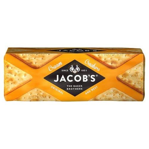 Jacobs Cream Crackers 200G G