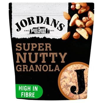 Jordans Super Granola Nutty 550G