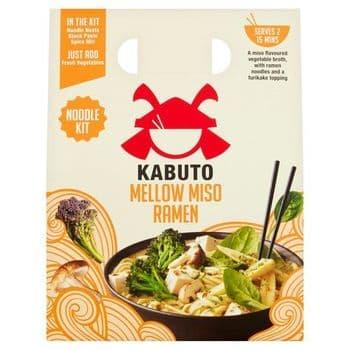 Kabuto Mellow Miso Ramen Noodles Meal Kit 150G