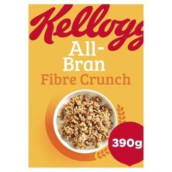 Kellogg's All Bran Golden Crunch 390G
