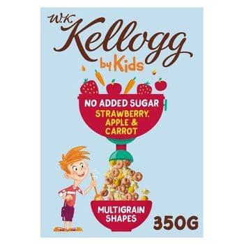 Kellogg's Wkk Kids Strawbrry Apple & Carrot 350G