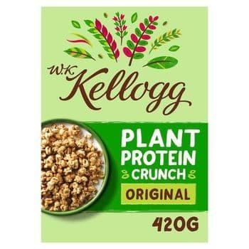 Kellogg's Wkk Protein Plain 420G