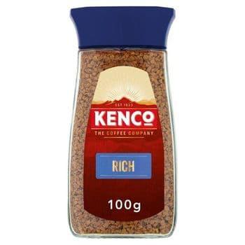 Kenco Rich Instant Coffee 100G
