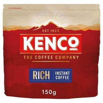 Kenco Rich Instant Coffee Refill 150G
