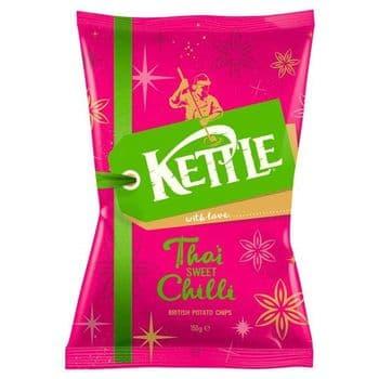 Kettle Chips Thai Sweet Chilli 150G