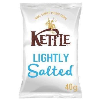 Kettle Lightly Salted Crisps 40G