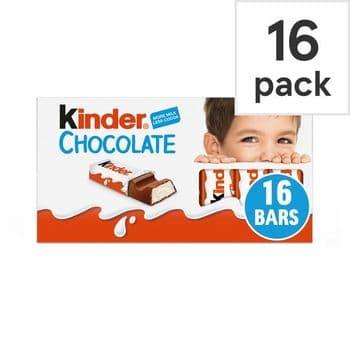 Kinder Mini Treats 16 Pack 200G