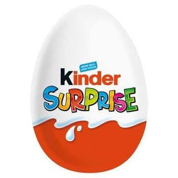 Kinder Surprise Egg 20G