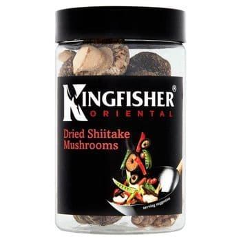 Kingfisher Dried Shiitake Mushrooms 40G