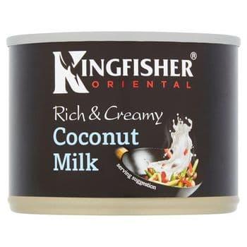 Kingfisher Oriental Coconut Milk Rich & Creamy 200Ml