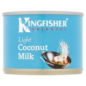 Kingfisher Oriental Light Coconut Milk 200Ml