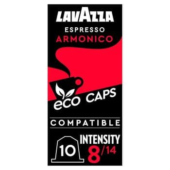 Lavazza Eco Caps Espresso Armonico 10 Capsules 53G