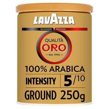 Lavazza Qualita Oro Coffee 250G