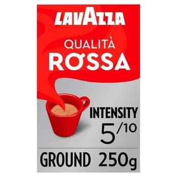 Lavazza Qualita Rossa Ground Coffee 250G