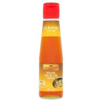 Lee Kum Kee Wok Sesame Oil 207Ml