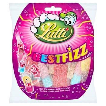 Lutti Best Fizz Jelly Gums 100G